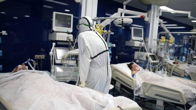 """Bulgaarse ziekenhuizen kreunen onder coronageweld: """"We moeten hulp zoeken in buitenland"""""""