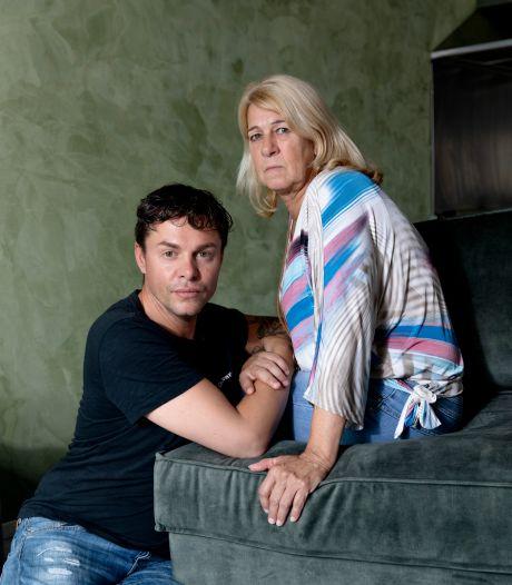 Ricardo Visscher moest zijn moeder iets opbiechten: hij was jarenlang prostituee