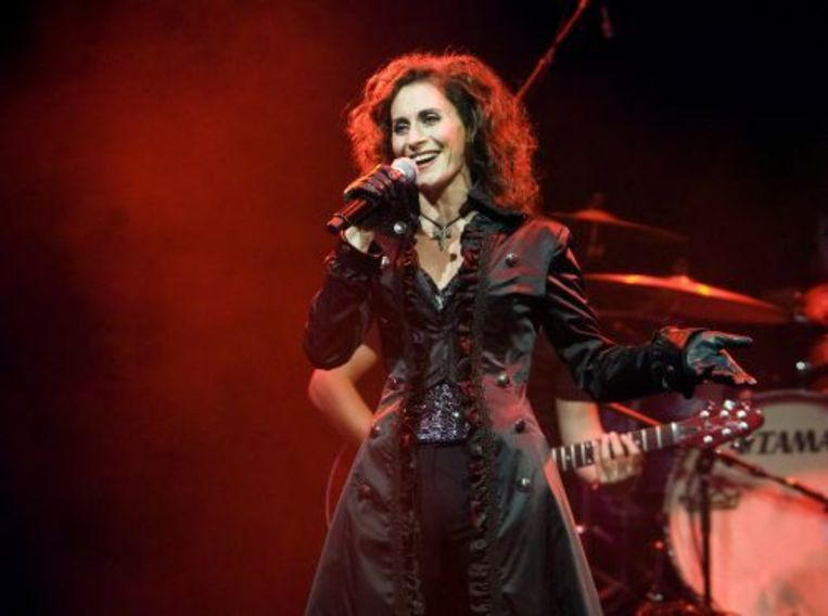 Musicalster Pia Douwes. ANP Beeld