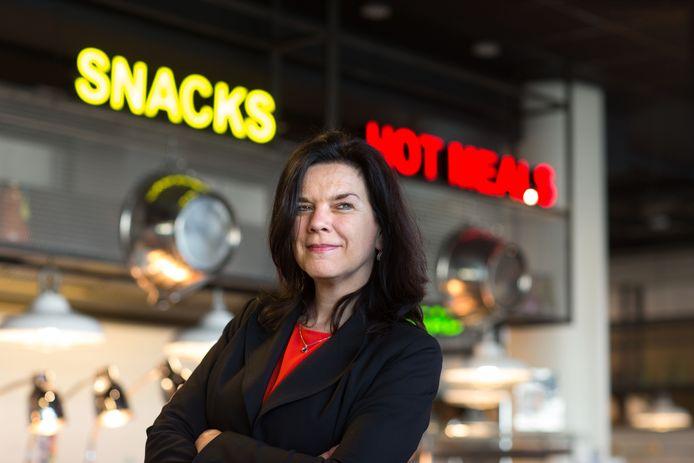 Sandra Mulkens, bijzonder hoogleraar Voedingsstoornis Arfid.