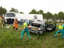 Scheldpartijen en middelvingers na ernstig ongeluk: 'Zelfs paar seconden vertraging accepteren we niet meer'