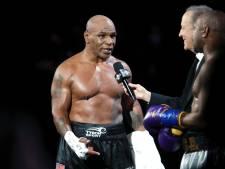 Mike Tyson bevestigt plan om in 2021 opnieuw te vechten: 'Het wordt deze keer nog beter'