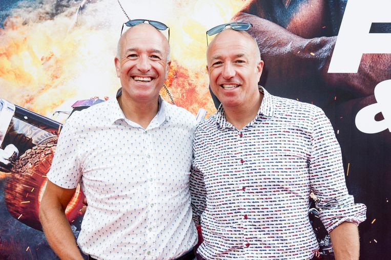 Racende broers Tom en Tim Coronel zijn twee van de BN'ers die hun geïnvesteerde geld dreigen kwijt te raken. Beeld Brunopress