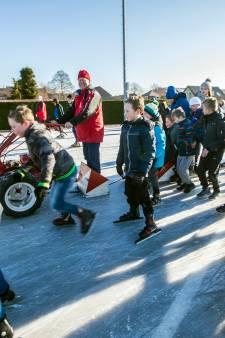 Hard gaat-ie wil zaterdag schaatsen in De Lier