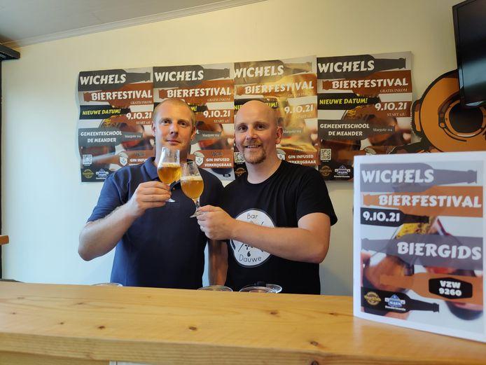 Nieuw bierfestival in Wichelen met 90 streekbieren