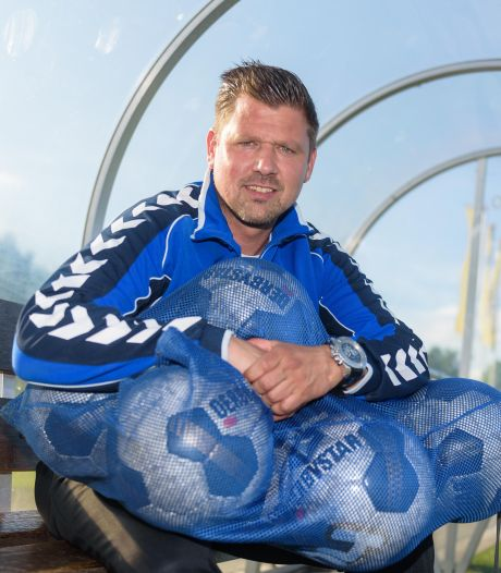 Otto Krabbe verlengt contract met STEVO, want hij is er 'nog lang niet klaar'