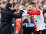 Van Persie helpt Feyenoord met één moment aan zege