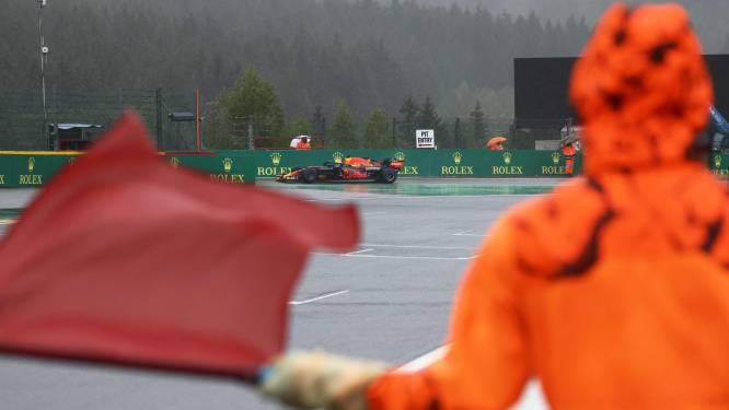 Météo capricieuse à Spa, le Grand-Prix de Belgique arrêté, la victoire pour Verstappen