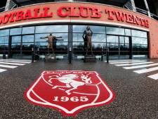 Vader Wout Weghorst in rvc FC Twente