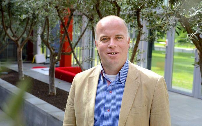 Marcel Karperien spreekt donderdag 6 juni zijn inauguratierede uit.