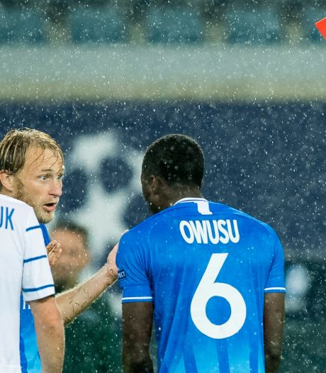 Dinamo Kiev is na AZ ook AA Gent de baas