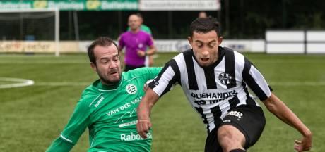 Spits Moreno Koenders gaat na eenjarig verblijf bij Gemert op zoek naar nieuwe club