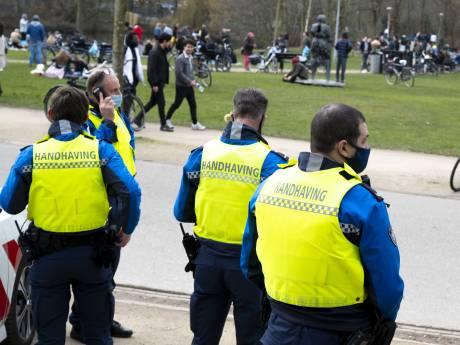 LIVE   Vondelpark opnieuw afgesloten om drukte, 4993 nieuwe besmettingen