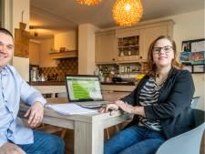 Aniek en Michael uit Dommelen maken kinderspel van vaccinatieafspraak; huisartsen melden zich massaal
