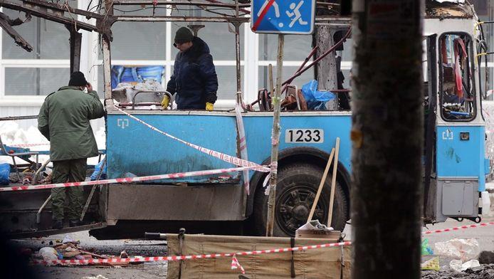 Volgograd na de aanslag.