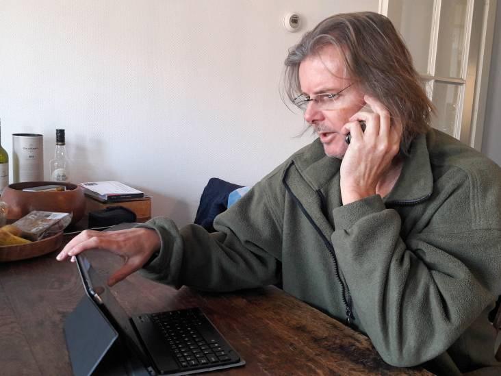 Patrick van Lunteren uit Breda wil SP-baas worden: 'We hebben een stormram nodig. En dat ben ik!'
