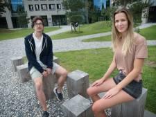 Wanhopige Lyubomir slaapt niet langer op de bank: Etten-Leurs gezin neemt BUas-student in huis