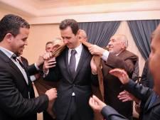 Assad compare le conflit syrien à l'Algérie des années 90