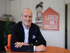 Vertrekkend bestuurder Wim Klaassen zit in het onderwijs op zijn plek: 'Corona heeft een positieve bijdrage geleverd'