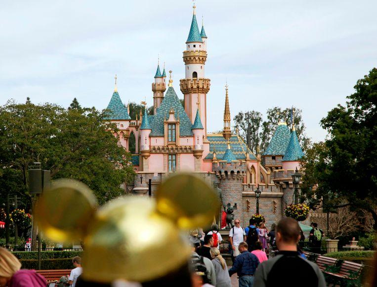 De kaartjes voor Disneyland in Anaheim zijn door het pretpark ongeldig gemaakt.