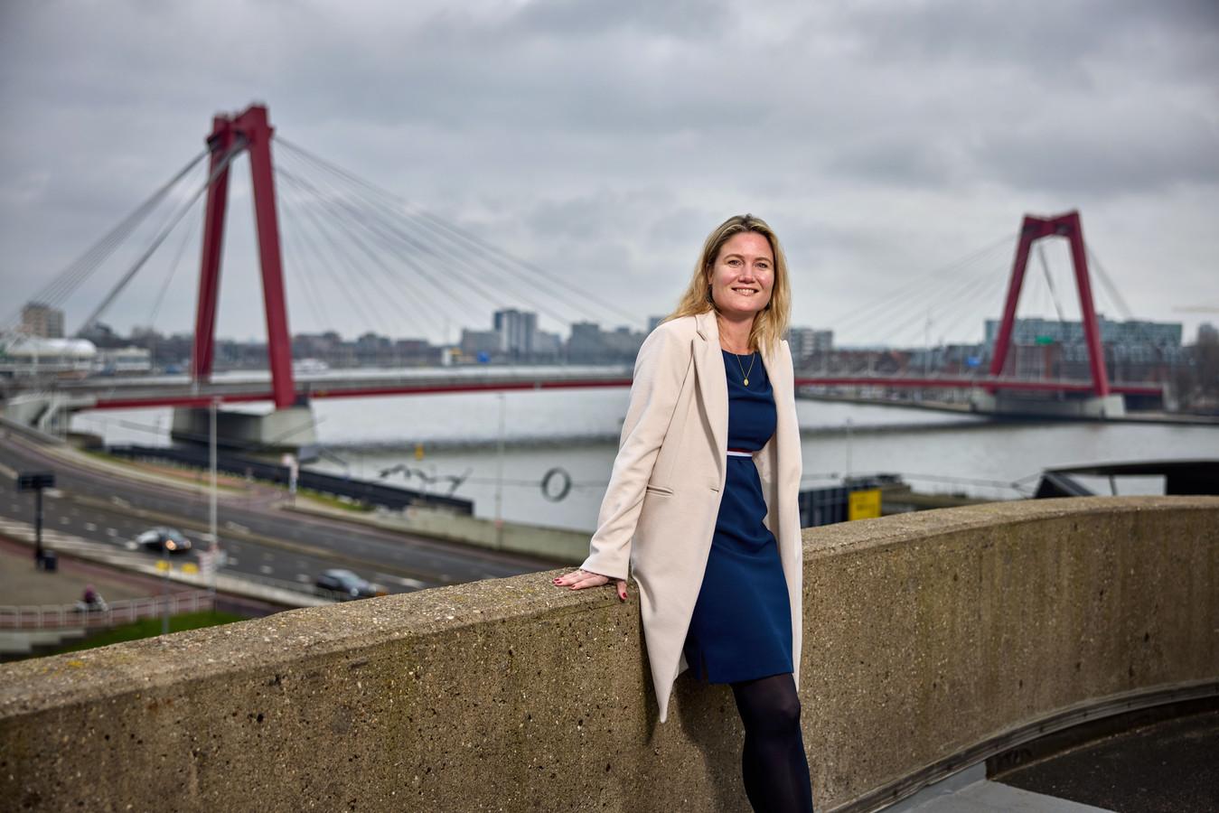 Annet Koster is Havenvrouw van het Jaar.