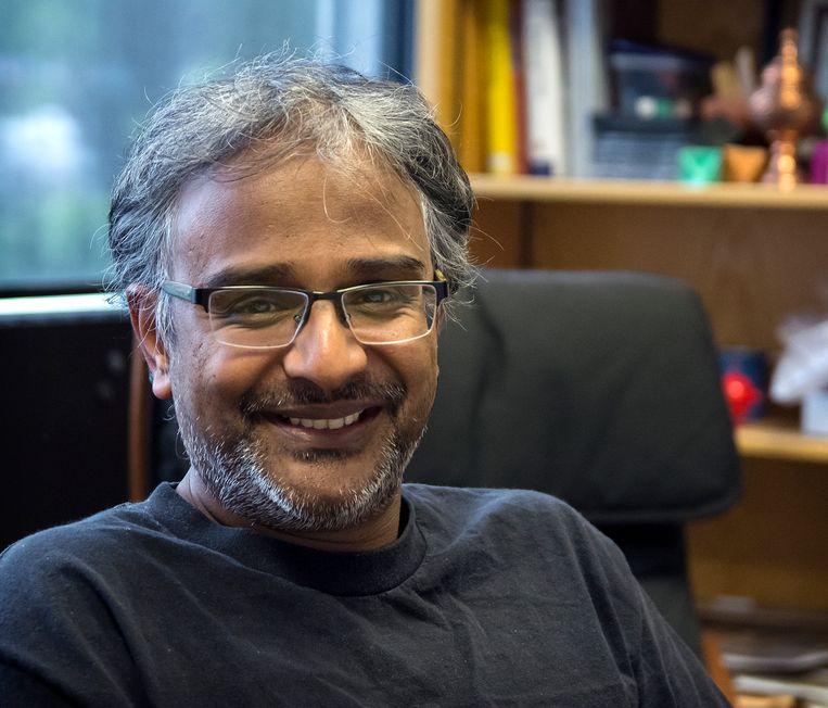 Suresh Venkatasubramanian, professor aan de University of Utah. Beeld RV