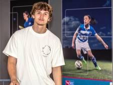De Zwolse volleybalster Lotte (16) en PEC-voetballer Rav (16) spelen in de Eredivisie én haalden hun eindexamen havo: 'Mijn moeder was blijer dan ik'