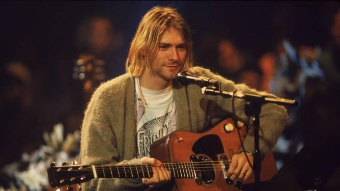 Zelfportret Kurt Cobain en piano van Elton John: muzikale veiling brengt bijna 5 miljoen dollar op