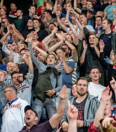 FC Twente en Heracles in top-3 toeschouwersgroei: 'Een diepe buiging'