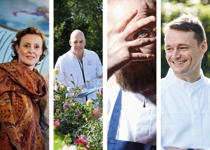 Caroline Baerten, Kris De Roy, Vilhjalmur Sigurdarson en Filip Claeys