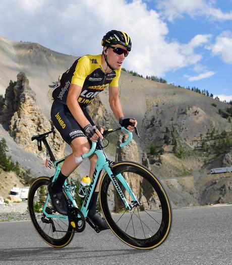 Timo Roosen stapt af in negentiende etappe