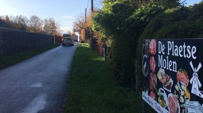 Traiteur zwaar verbrand na gasexplosie in Koolskamp
