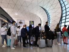 Des centaines de vols annulés en Chine après quelques cas de Covid