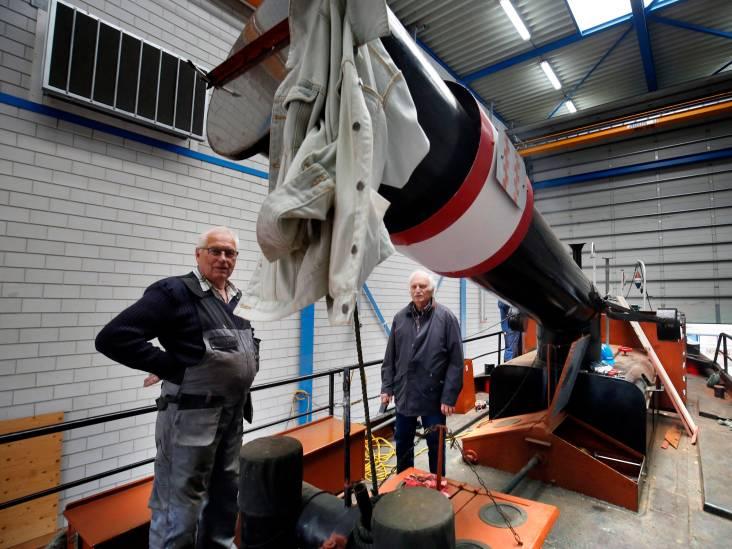 Stoomsleepboot Jan de Sterke uit 1913 opknappen is een megaklus: 'Je moet gek van stoom zijn'