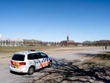 Paar taxichauffeurs tóch naar Malieveld