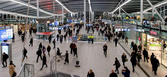 Intercitystation Lunetten-Koningsweg zou tot minder drukte op Utrecht Centraal kunnen leiden