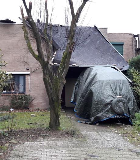 Storm houdt vooral stevig huis in Doetinchem