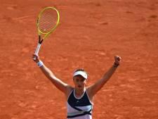 Barbora Krejcikova nouvelle reine de la terre battue parisienne