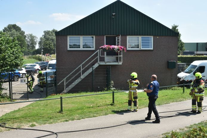 Er raakte niemand gewond bij de ontploffing in Aalst.
