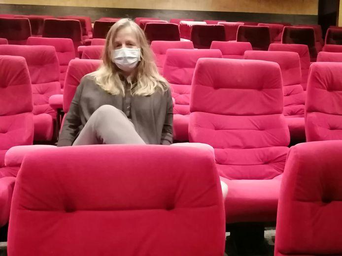 Wendy Vercauteren van Cinema Sphinx
