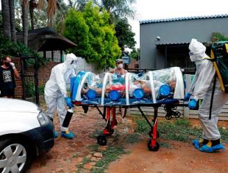 """Zo hevig houdt nieuwe variant huis in Zuid-Afrika: """"Mensen sterven in hun wagen terwijl ze wachten aan spoed"""""""