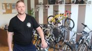 Kurt (46) start winkel met tweedehandsfietsen