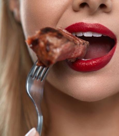'Laten we mensenvlees eten'