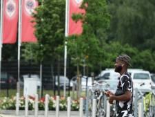 """Lamkel Zé se présente au Bosuil, mais ne s'entraîne pas: """"Il a promis de passer ses tests"""""""