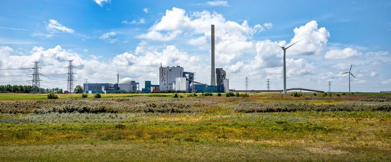 De EPZ-kerncentrale in het Zeeuwse Borssele.  Beeld Raymond Rutting Photography