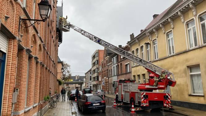 Brandweer krijgt pak oproepen binnen voor wateroverlast