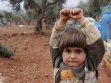 Cette fillette syrienne croit qu'on s'apprête à l'abattre