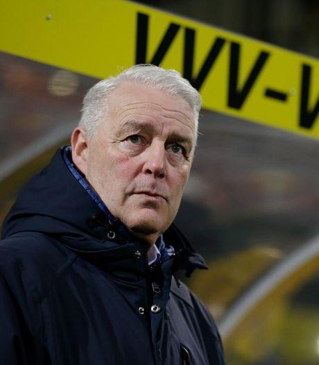 De Koning met VVV tegen ex-club GA Eagles: 'Handhaving staat voorop, maar we sparen niemand'