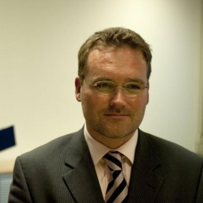 Eric Emmen is woordvoerder van de Bewonersgroep 380 kV 's-Gravenmoer.
