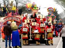 Wouwse Plantage kleedt carnaval uit, en het dorp aan